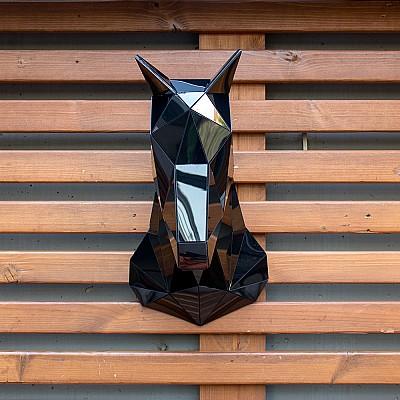 EQUUS NİGER / Siyah At Başı