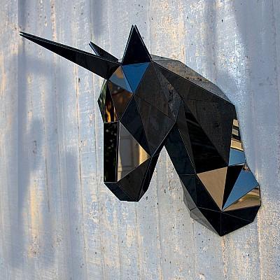 nigrum unicornis / Unicorn Başı